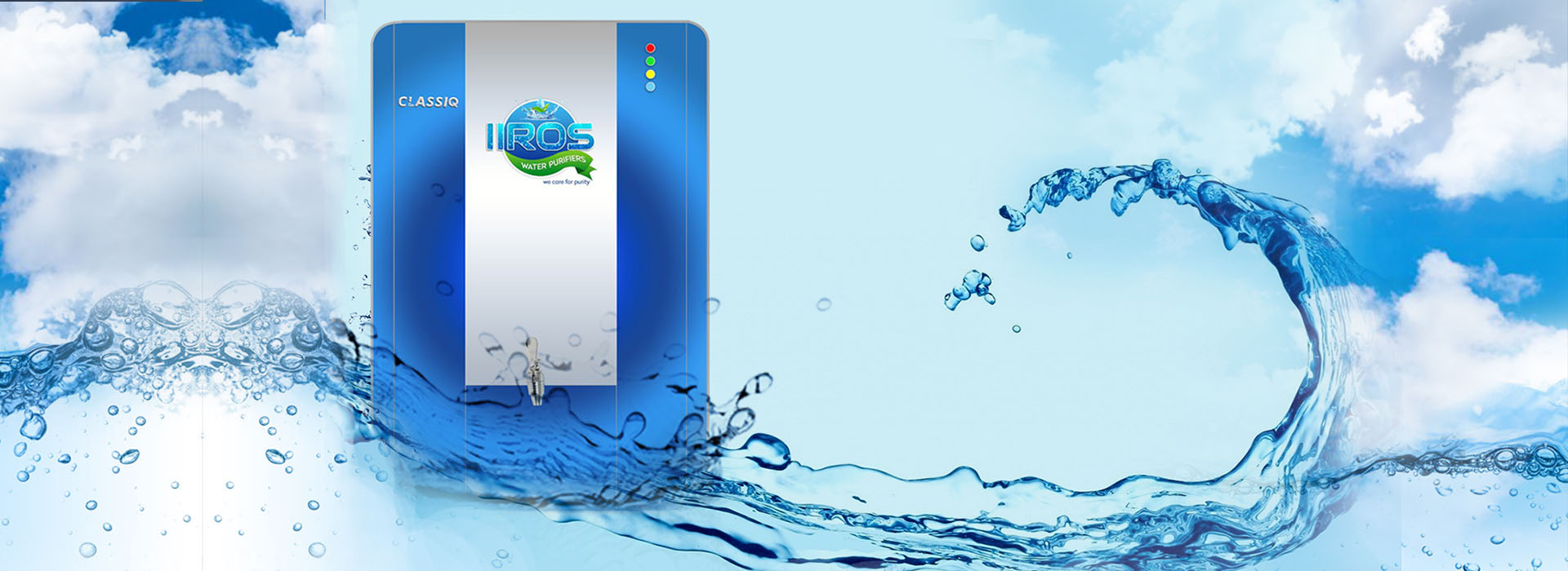IIROS Water Purifier