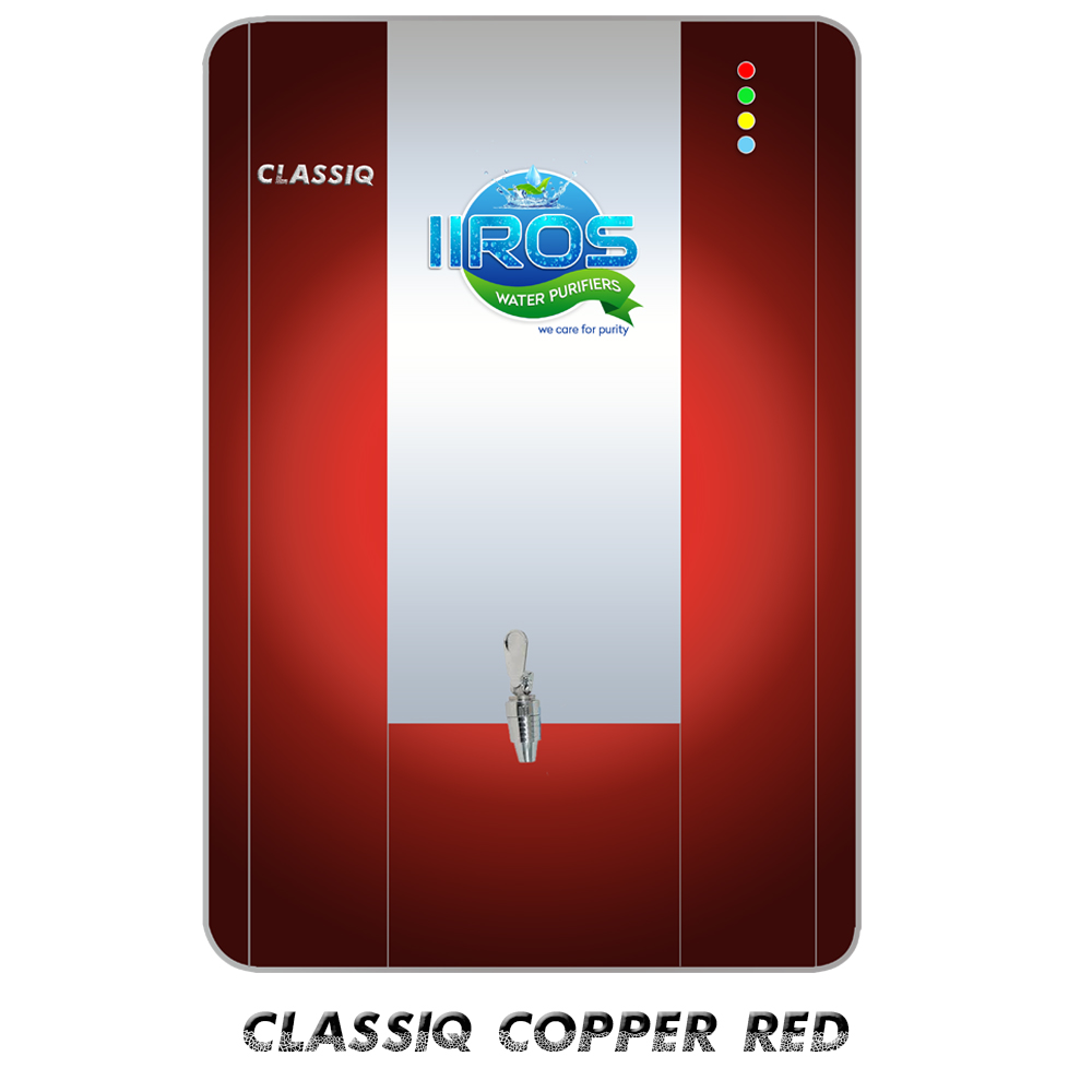iiros classiq copper red